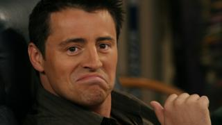 Friends actor Matt LeBlanc