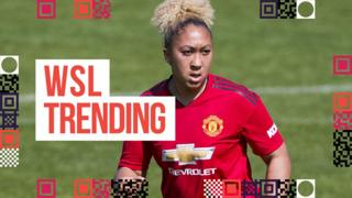 Watch four great goals from this weekend's Women's Super League fixtures, including 17-year-old Lauren James' first goal for Manchester United.