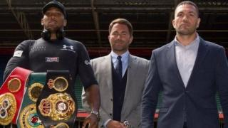 Joshua, Hearn and Pulev