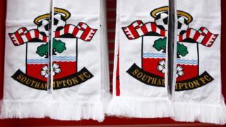 Southampton scarves