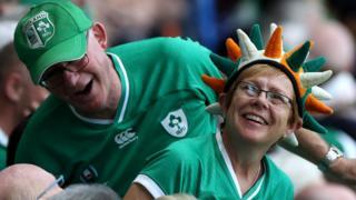 Ireland v Scotland