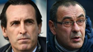 Emery and Sarri