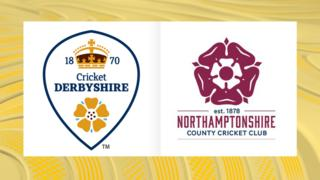 Derbyshire v Northamptonshire