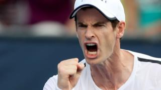 Andy Murray will play the Cincinnati Masters next week