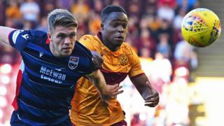 Motherwell v Ross County