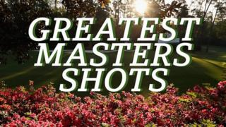 Greatest Masters shots of all time