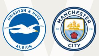 Brighton v Manchester City