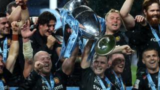 Exeter Chiefs champions