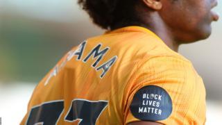 The Black Lives Matter logo