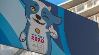 2020 Winter Youth Olympic Games mascot