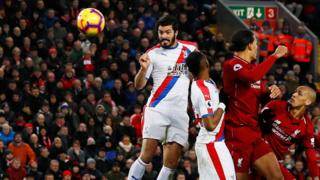 James Tomkins scores