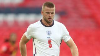 England's Eric Dier