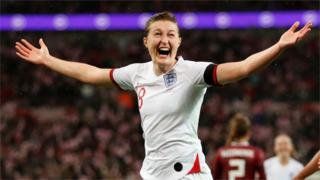 Ellen White celebrates
