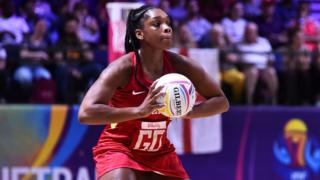 Eboni Usoro-Brown of England