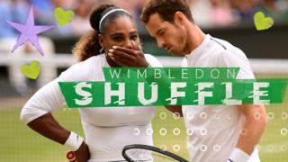 Serena Williams & Andy Murray talk tactics