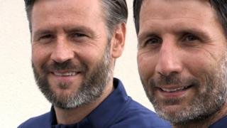 Nicky and Danny Cowley