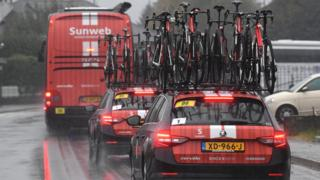 Sunweb at the Giro