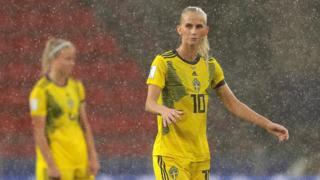 Sofia Jakobsson of Sweden