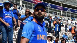 India captain Virat Kohli