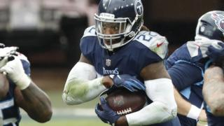 Tennessee Titans' Derrick Henry