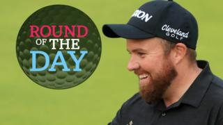 'This is glorious stuff' - Lowry lights up The Open