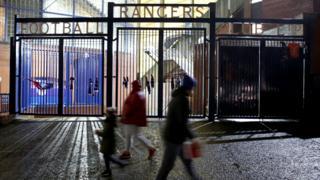 Rangers v Kilmarnock