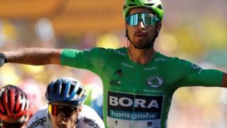 Peter Sagan wins stage six of the 2019 Tour de France