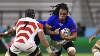Japan v Samoa