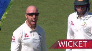 Marcus Harris wicket