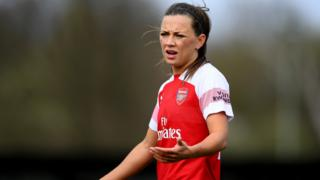 Katie McCabe of Arsenal