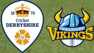 Derbyshire and Yorkshire Vikings