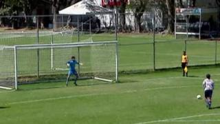 Lucky penalty