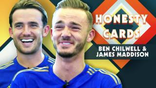 Ben Chilwell & James Maddison
