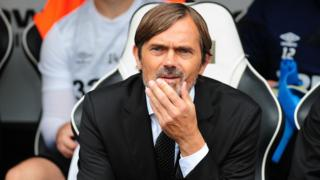 Derby County's Phillip Cocu