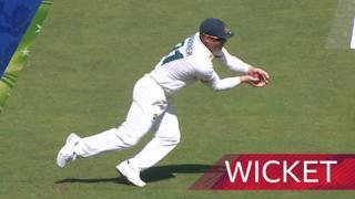 Jonny Bairstow wicket