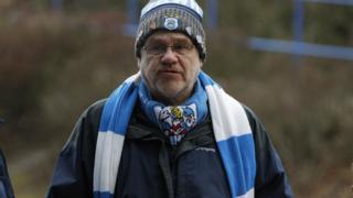 Huddersfield Town fan