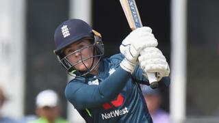 Tammy Beaumont of England