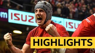Wales comeback stuns England