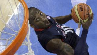 Kobe Bryant at Beijing 2008 Olympic Games