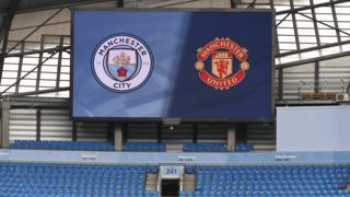 Man City v Man Utd
