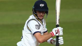 Yorkshire's Joe Root