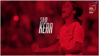 BBC Sport profiles Chelsea striker Sam Kerr, one of five nominees for the BBC Women's Footballer of the Year 2020 award.