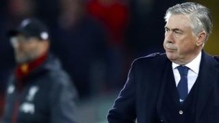 Carlo Ancelotti and Jurgen Klopp