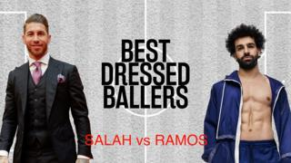 Best Dressed Ballers: Salah vs Ramos