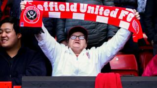 Sheffield United fan