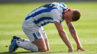 Huddersfield v Luton