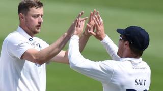 Sussex celebrate