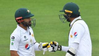 Mohammad Rizwan and Mohammad Abbas