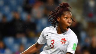 Kadeisha Buchanan of Canada