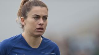 Chelsea captain Karen Carney